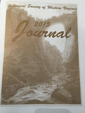 Historical Society of Western Virginia 2015 Journal Vol. 22 No. 1