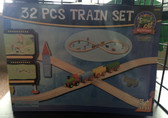 32 Piece Train Set