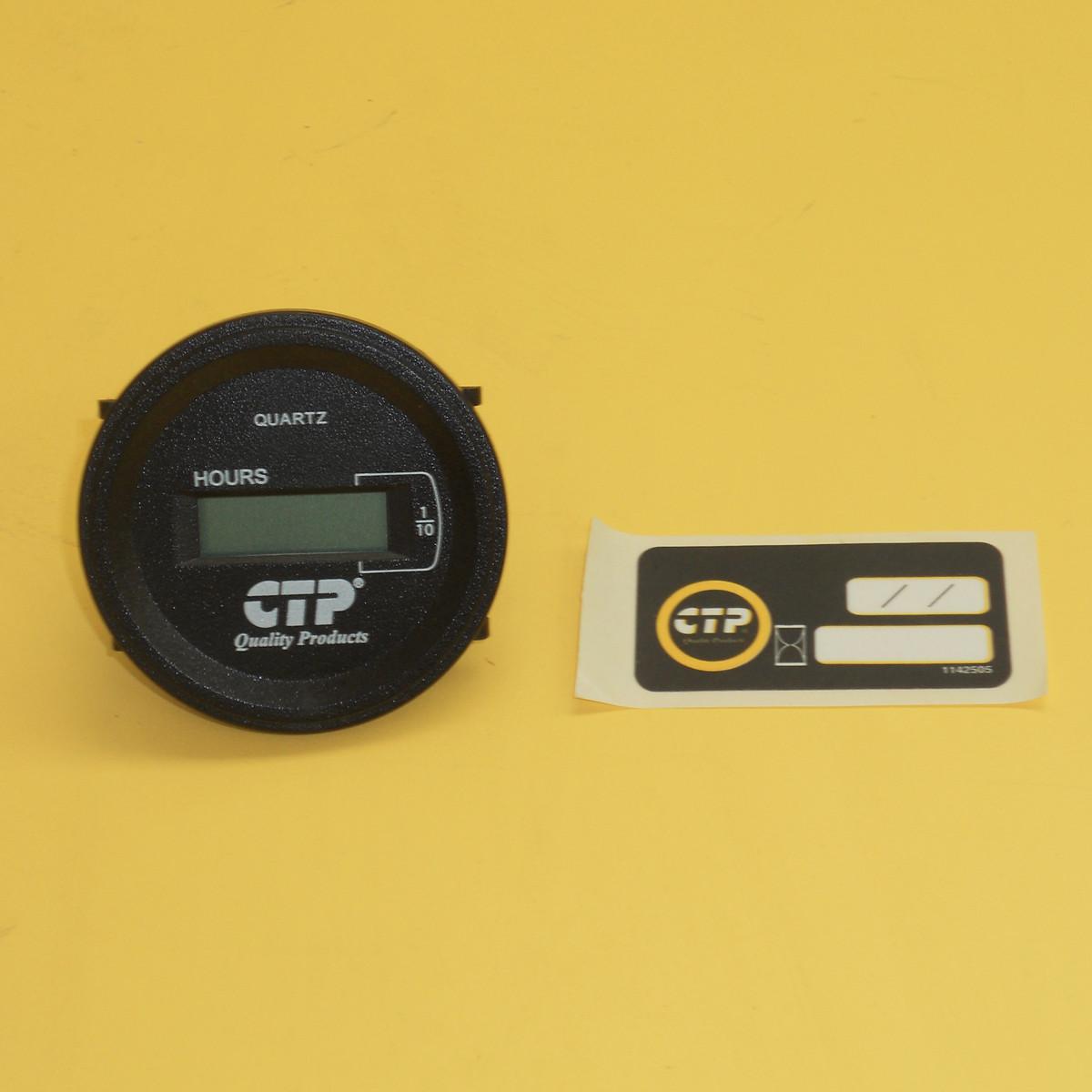 Aftermarket Hour Meter : Meter kit digital amt equipment parts quality