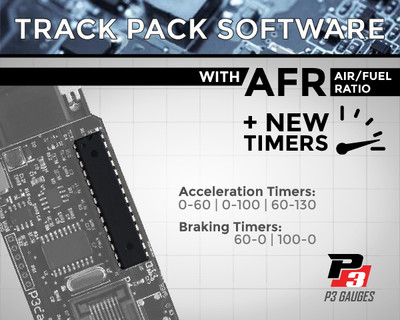 Upgrade Chip - TRACK PACK software