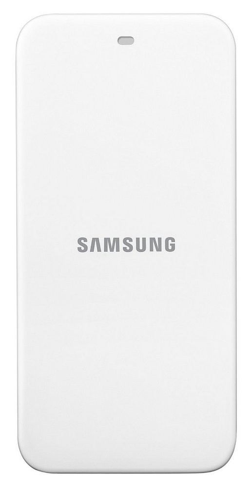 Samsung Galaxy S5 Spare Battery Charger White with usb cable by Wirelessoemshop
