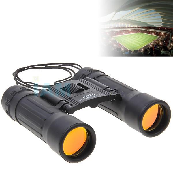 10 x 25 Rubber Armored Binocular by Wirelessoemshop