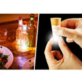 Cork-Shaped Rechargeable LED Bottle Light
