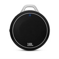 Black JBL Micro Wireless Ultra Portable Speaker