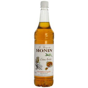 MONIN Crème Brûlée syrup, mixed with milk, hot or cold, reveals its smoothness, its subtle vanilla flavour and toffee touch!