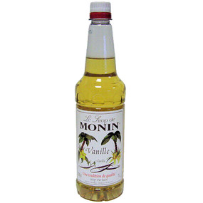 Based on only the finest pure vanilla extract from Madagascar, MONIN Vanilla syrup has an exquisite, premium flavour, probably the reason it is one of the top three coffee flavours.