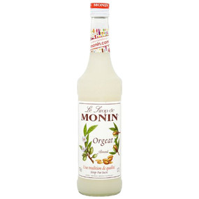 A delicious and versatile syrup, MONIN Almond is particularly great for coffees, cocktails and sodas.