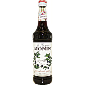 The amazing deep blue of MONIN Blue Curaçao syrup evokes the sea lapping the beautiful Curacao beaches and adds an exotic touch to cocktails and sodas!