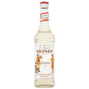 A bar staple, MONIN Gum syrup will add a subtle sweet balance to daiquiris, sours, fruit punches and smoothies to give pure, authentic flavours.