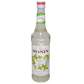 With MONIN Mojito syrup, making mojitos is so easy! Simply combine with rum, club soda and a squeeze of lime!