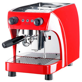 The Futurmat Ruby is a non plumbed one group espresso machine which produces Barista quality coffee - perfect for domestic use where space is an issue.