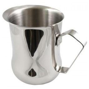Professionalise your Barista service with a Milk Frothing Belly Jug!   Capacity 0.78 Litre