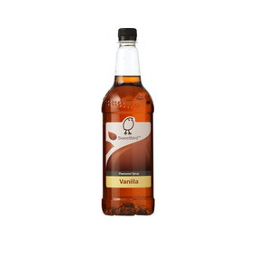 Sweetbird Vanilla Syrup 1 Litre - Great with Chocolate and Creamy Drinks!