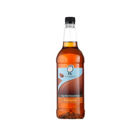 Sweetbird Caramel Sugar Free Syrup 1 Litre - The taste of Caramel without containing the Sugar!