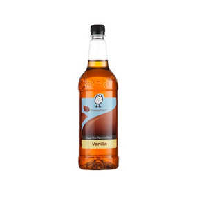 Sweetbird Vanilla Sugar Free Syrup 1 Litre - Ideal to add to a skinny latte!