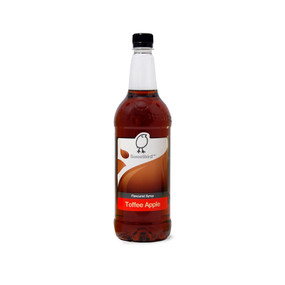 Sweetbird Toffee Apple Syrup - Great with Chocolate and Deserts too!