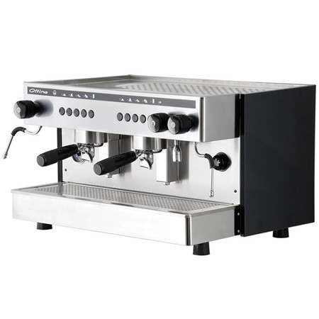 The Ottima two group commercial electronic espresso machine is the latest machine from Quality Espresso.