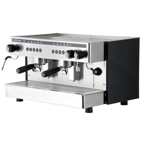 futurmat ottima standard 2 group head espresso coffee. Black Bedroom Furniture Sets. Home Design Ideas