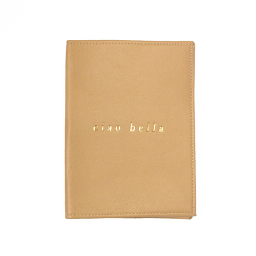 Passport Sleeve - Ciao Bella