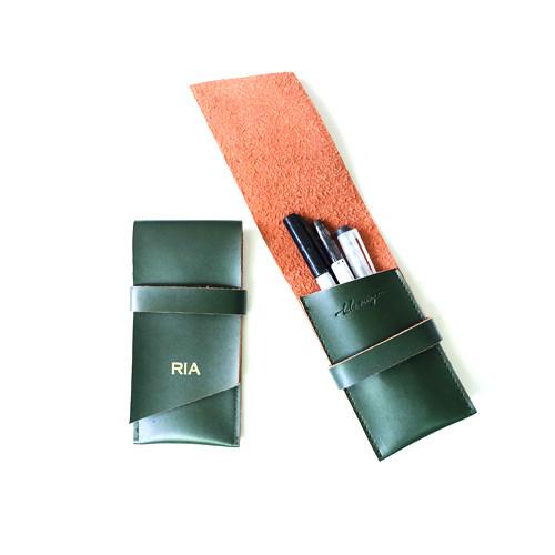 Pen Case Olive