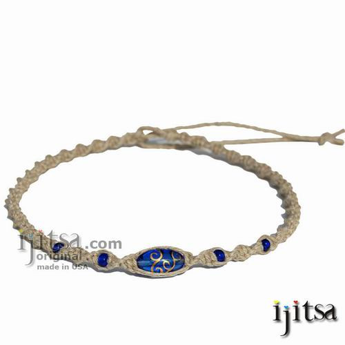louis vintage french blue bracelet rousselet set products large plastic necklace necklaces chain collections roses il early baby celluloid glass fullxfull