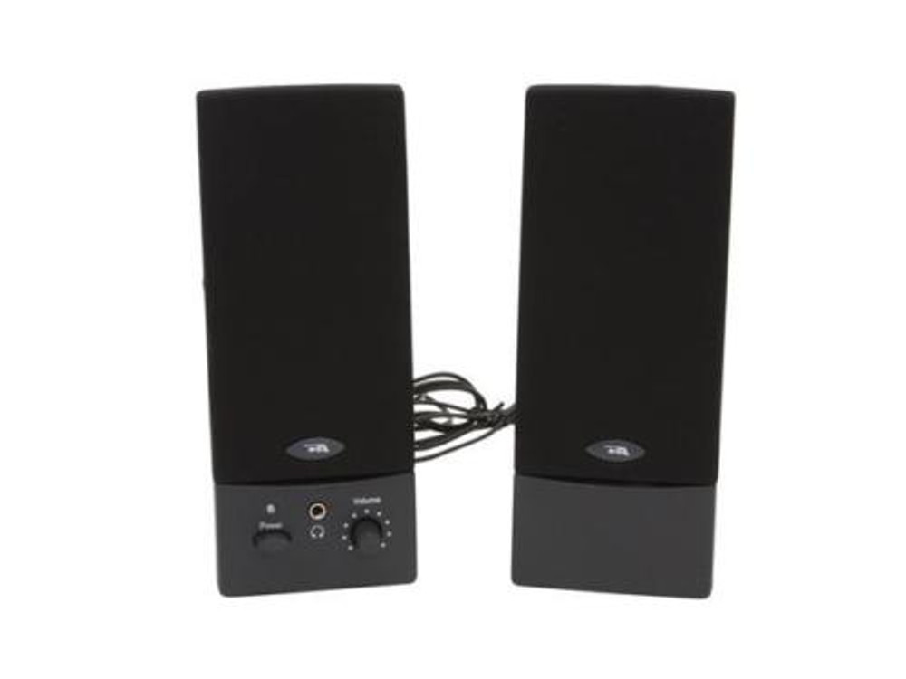 Hidden Computer Speakers Nanny Spy Camera with Built-In DVR Recorder
