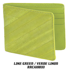 Original Exotic Eel Wallets - 12 Colors Available