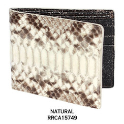 Original Exotic Python Wallets - 8 Colors Available