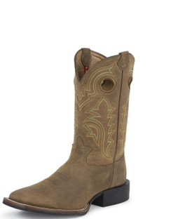 Tony Lama Men Boots - 3R Collection - Walnut Bridle - RR1109