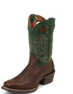Tony Lama Men Boots - 3R Collection - Beige Mustang - RR9004