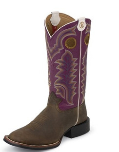 Tony Lama Men Boots - 3R Collection - Field Montana - RR4009