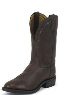 Tony Lama Men Boots - Americana Collection - Brown Kodiak - RR7914