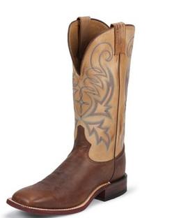 Tony Lama Men Boots - Americana Collection - Bark Dakota  - RR7946