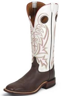 Tony Lama Men Boots - Americana Collection - Western Brown Dalton Elko Top - RR7948