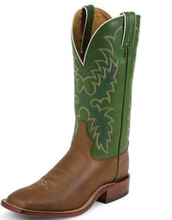 Tony Lama Men Boots - Americana Collection - Tan Cheyenne - RR7903