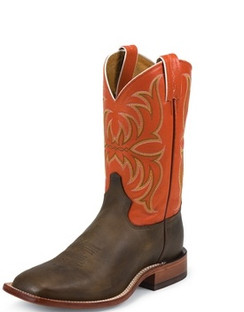 Tony Lama Men Boots - Americana Collection - Bay Apache - RR7904