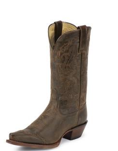 Tony Lama Women Boots - 100% Vaquero - Sierra Gold Rush - RR-VF6009
