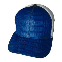 Original Crocodile Cap - Blue & White - RRCAP-CROC-BLUEWH