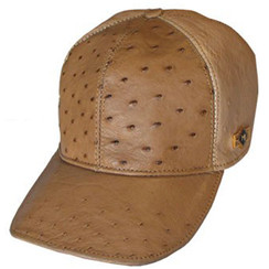 Original Ostrich Cap - Brown - RRCAP-OST-BRW