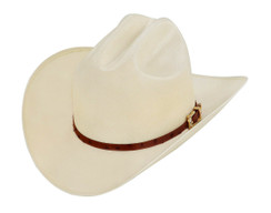Larry Mahan - Straw Hat - Corona C