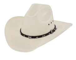 Larry Mahan - Straw Hat -10X - Flint