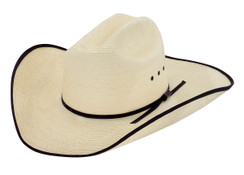 Larry Mahan - Palma Hat -Cowboy Palm XL Brim