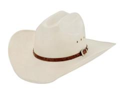 Larry Mahan - Straw Hat -10X - JERICHO