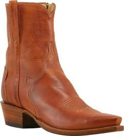Lucchese Classics - Buffalo Calf - Short Boot - Cognac Florence - RRF5052