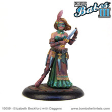 10059 - Elizabeth Beckford - Assassin with Daggers
