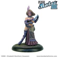 10060 - Elizabeth Beckford - Assassin without Daggers