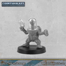 32011 - Counterblast GDF Illyrian Ranger
