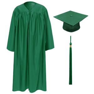Hunter Little Scholar™ Cap, Gown & Tassel + FREE DIPLOMA