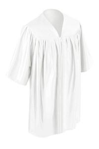 White Little Scholar™ Gown