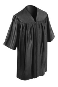 Black Little Scholar™ Gown